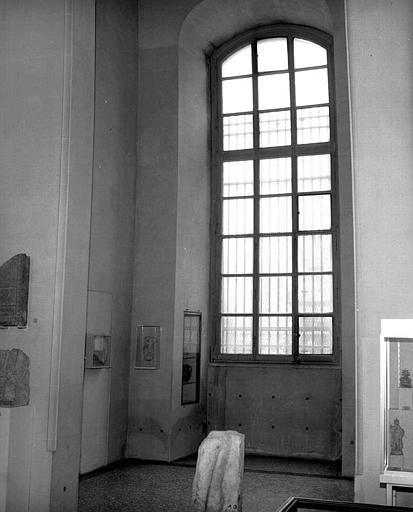 Salle des antiquités orientales