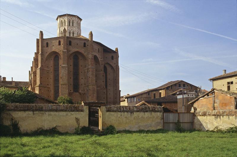 Eglise Notre-Dame, ancienne cathédrale