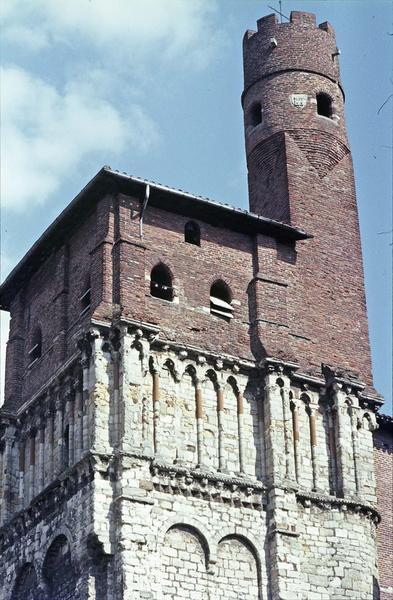 Eglise Saint-Salvy et son cloître