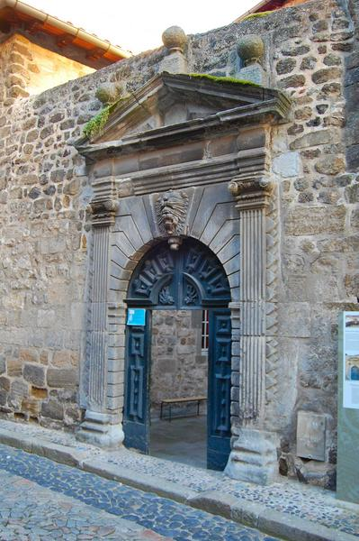 Hôtel de Marcellange ou de la Rochenegly (maison Armand)
