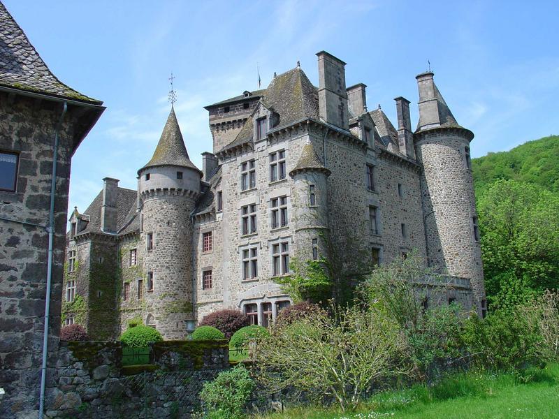 Château fort de Pesteils