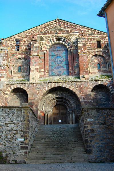 Ancienne église abbatiale Saint-Théofrede