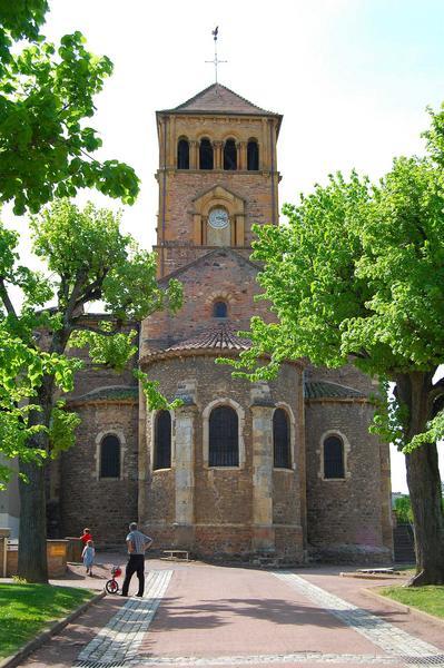 Eglise de Salles