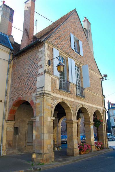 vue générale, façade nord