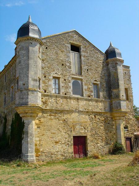 vue générale de la façade sud