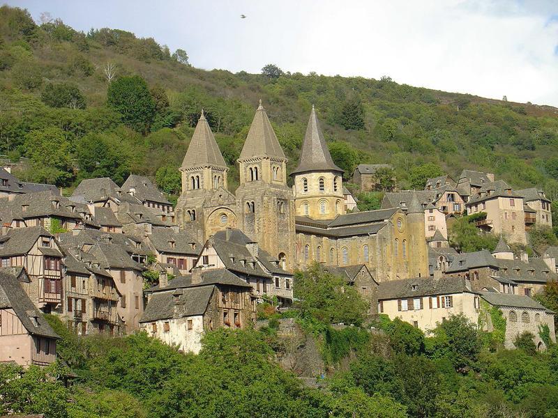 Ancienne abbaye Sainte-Foy