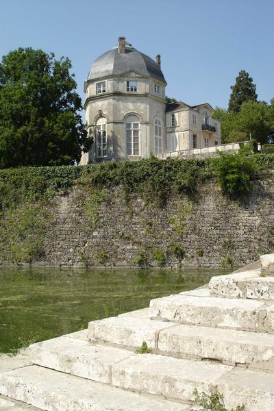 vue générale, façade sud