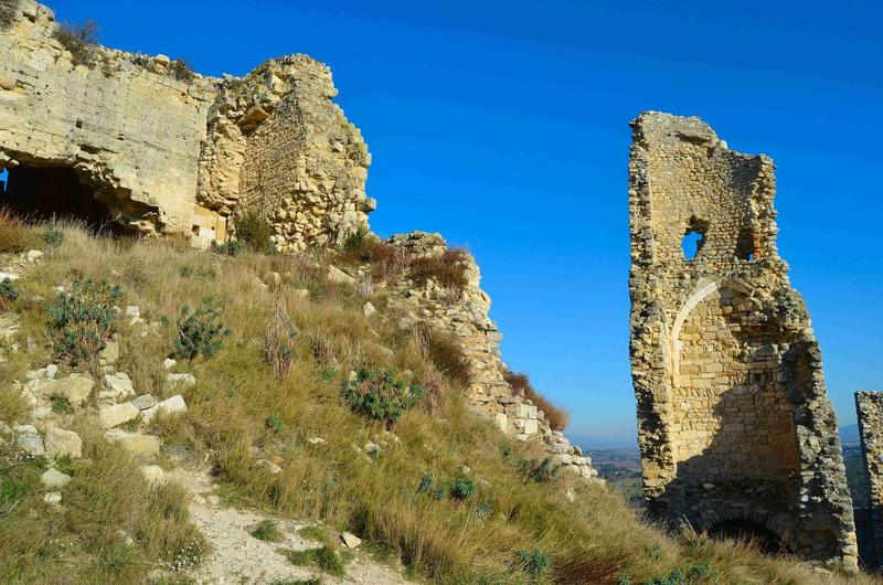 Château de Roquemartine (vestiges du)