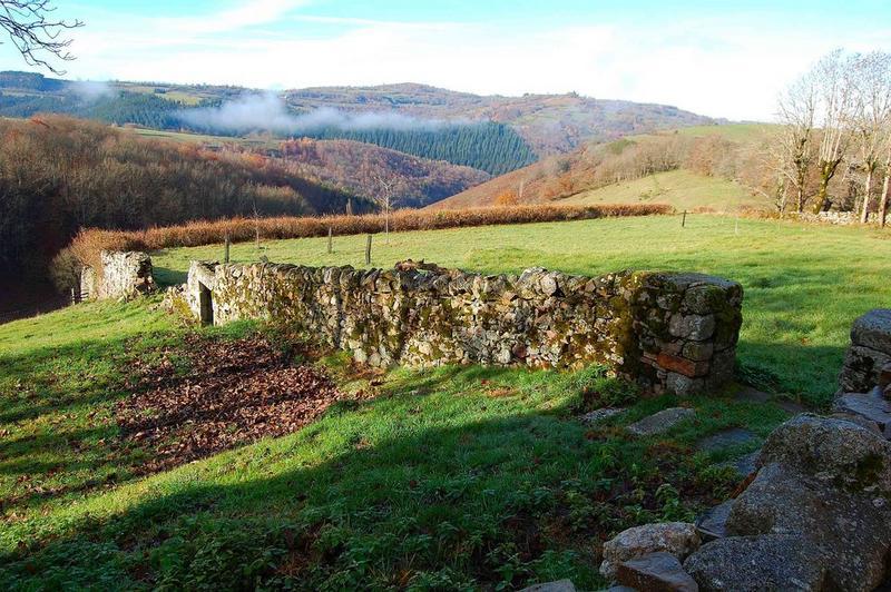 Parc du château de Montvallat