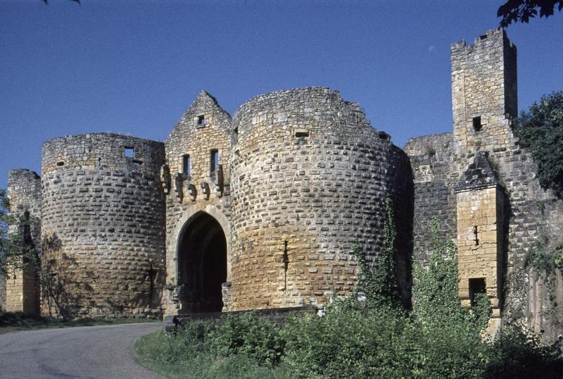 Porte des Tours extra-muros