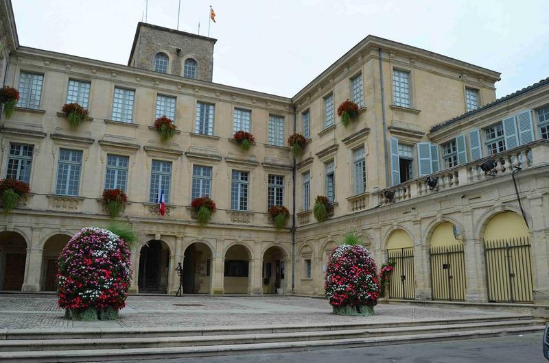 Hôtel de Simiane (ancien)