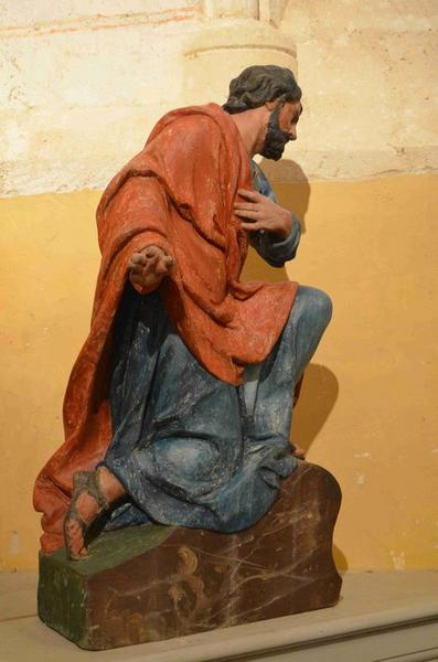 Statue : Saint Joseph, vue générale