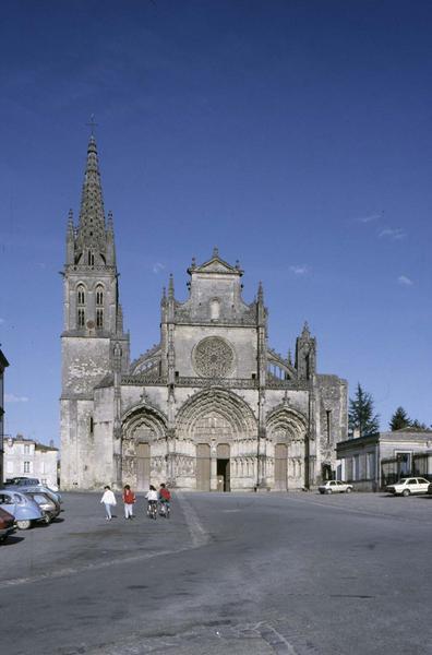 Ancienne cathédrale, dite église Saint-Jean