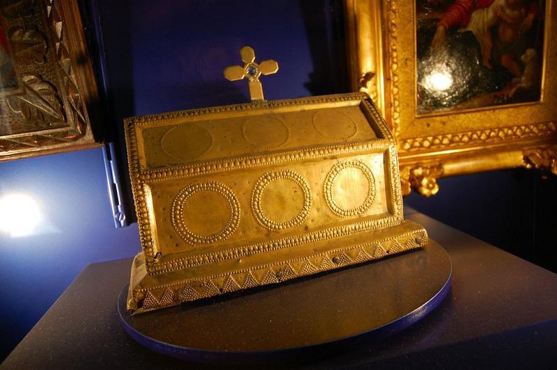 châsse de saint Germain, vue générale