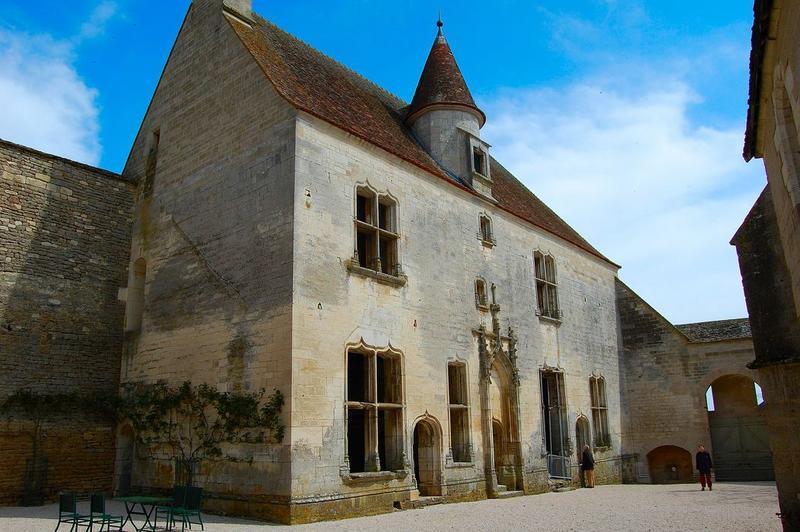 Château de Châteauneuf, actuellement musée