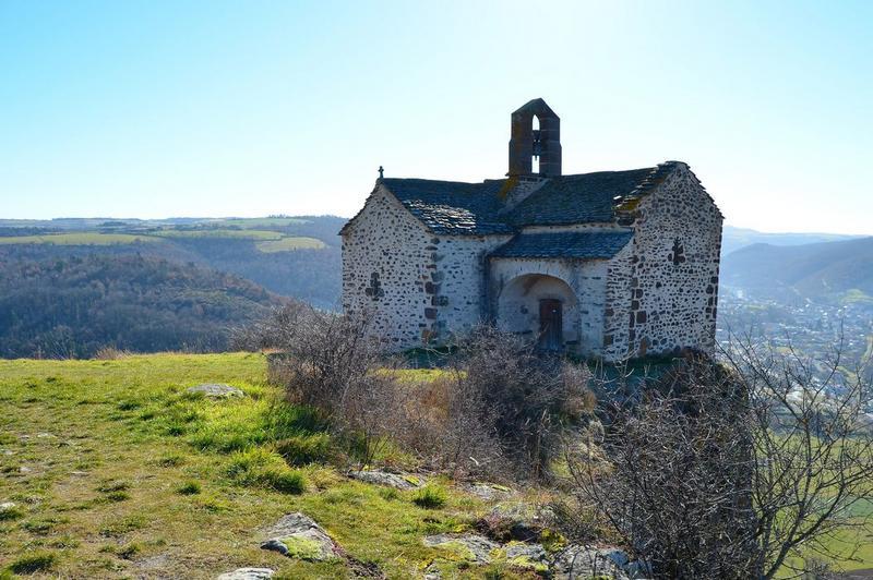 Chapelle de pélerinage Sainte-Madeleine de Chalet
