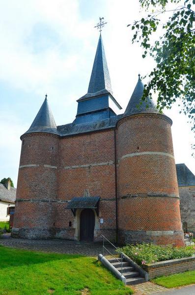 Eglise Saint-Thious