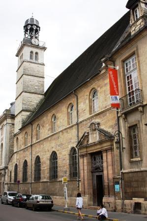 Collège des jésuites des Godrans (ancien)