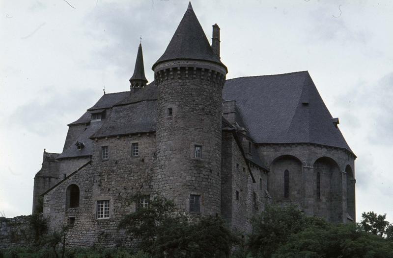 Ancien prieuré Saint-Michel des Anges