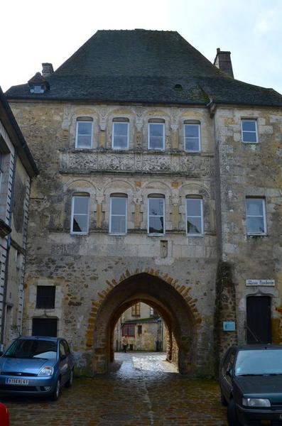 façade nord, vue générale