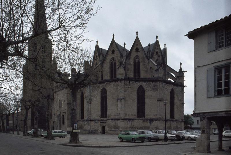 Ancienne cathédrale Saint-Maurice, actuellement église paroissiale