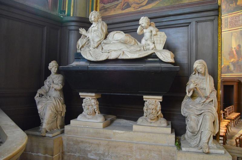 Monument funéraire du chancelier Michel Le Tellier