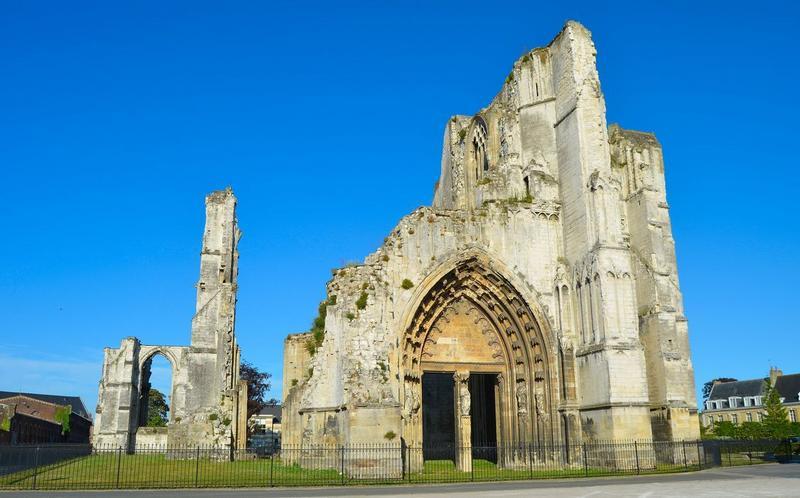 Ancienne abbaye de Saint-Bertin