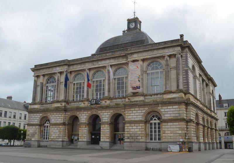 Hôtel de ville - Théâtre