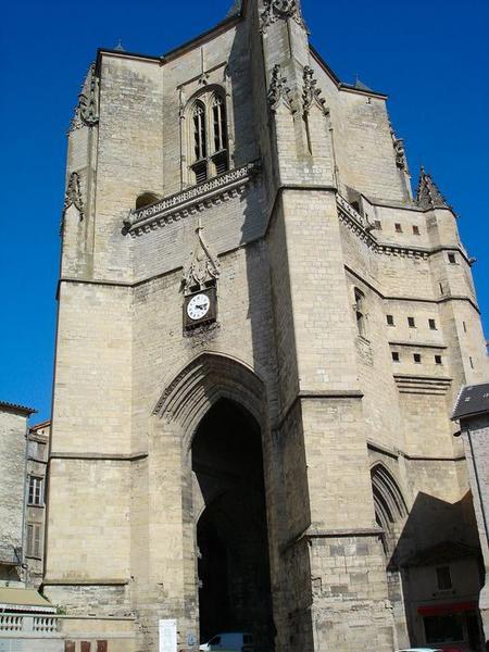 vue générale du clocher
