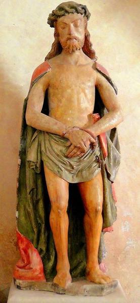 Statue : Ecce Homo, vue générale