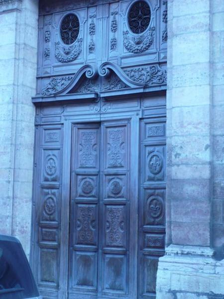 2 vantaux (portail), vue générale