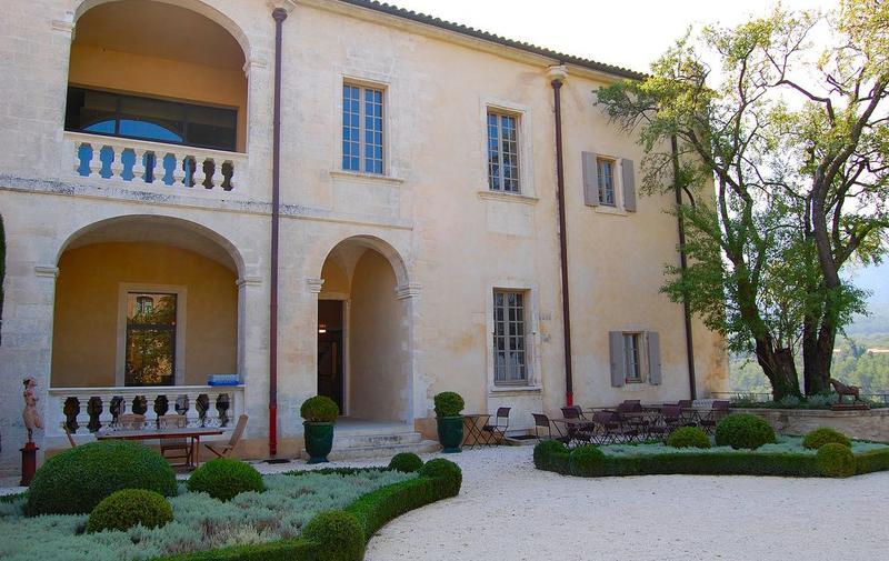 façade sur jardin, vue générale