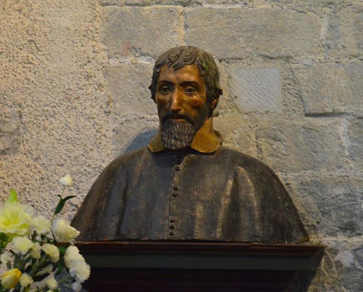 buste : Barthélémy Donnadieu de Griet, vue générale