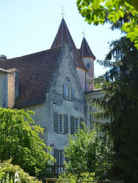 vue partielle, façade nord