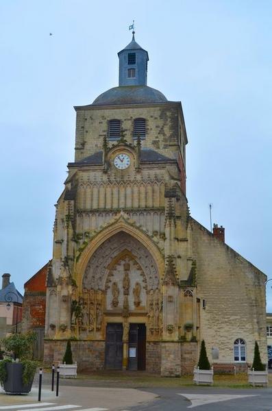 Eglise Saint-Saulve