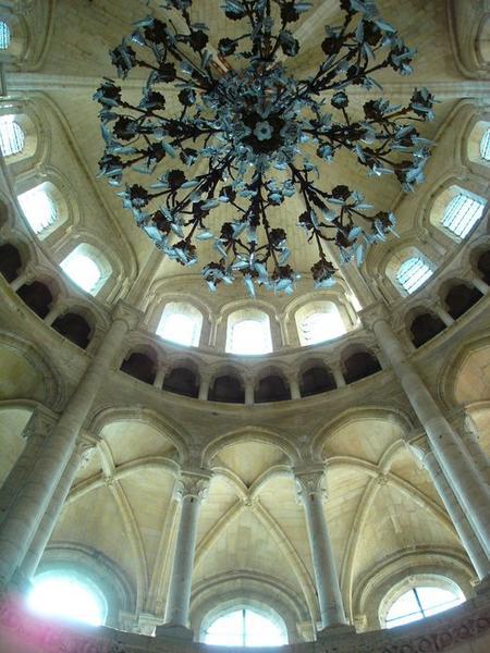 Transept circulaire, vue partielle