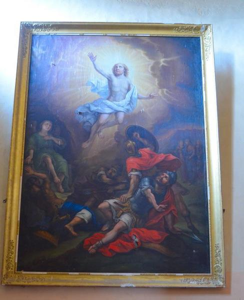 Tableau: Résurrection (la), vue générale