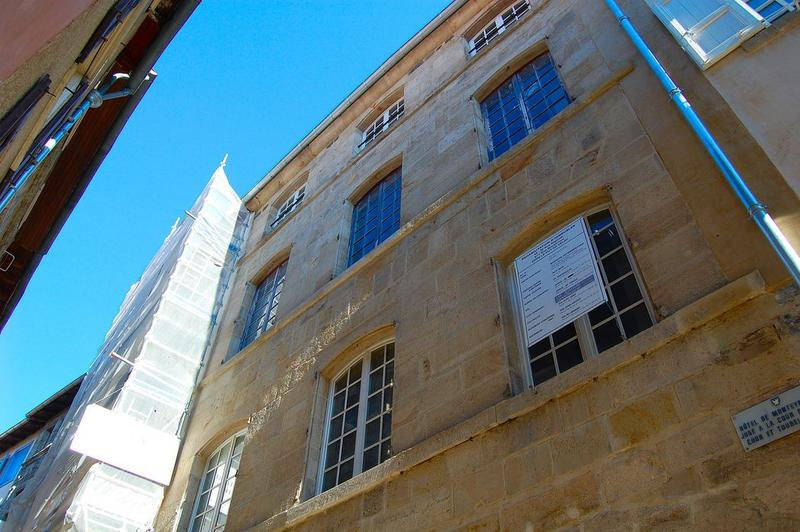 Hôtel de Monteyremard