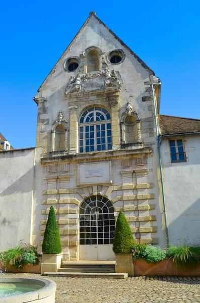 chapelle, façade occidentale, vue générale