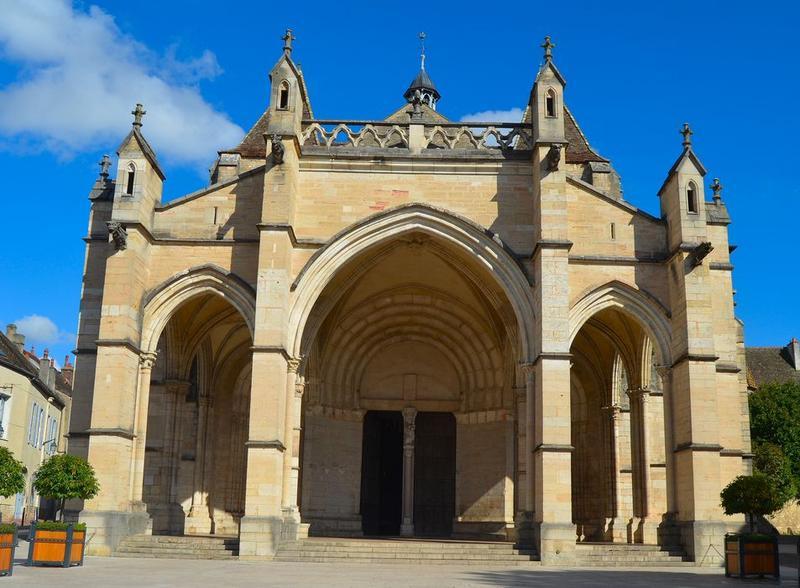 Eglise Notre-Dame et son presbytère