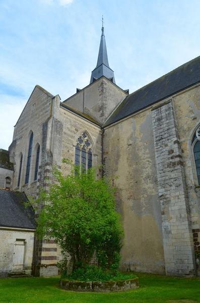 Bras du transept nord, vue générale