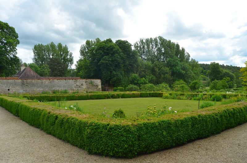 Jardin, vue générale