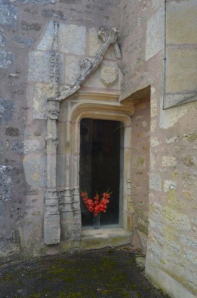 Ancienne porte d'accès nord, vue générale