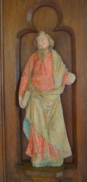 Statue (statuette), vue générale