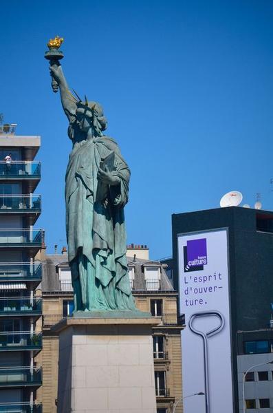 Statue de la Liberté, vue générale