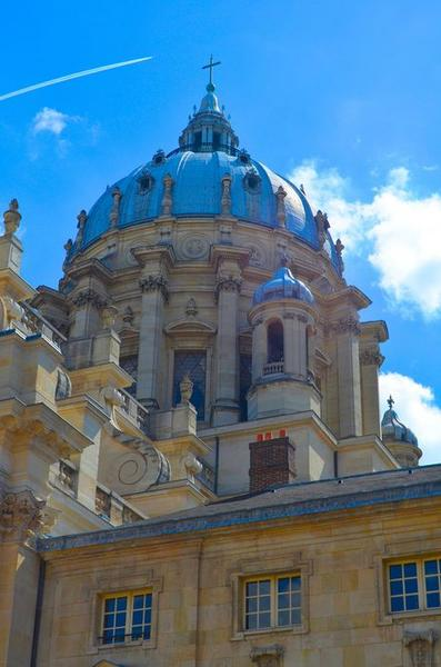Église, vue générale du dôme