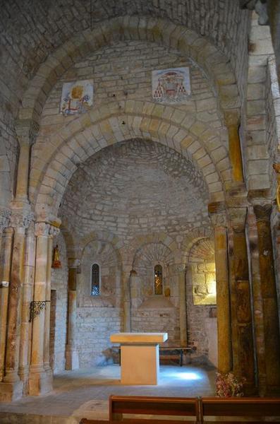 Eglise Saint-Michel de la Garde-Guérin