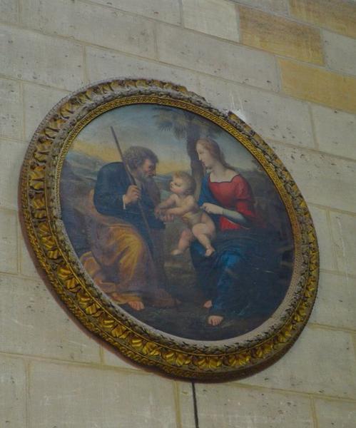 Tableau : Sainte-Famille (La)