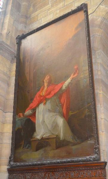 Tableau : Saint Augustin