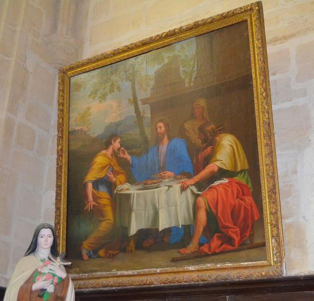 Tableau : Disciples d'Emmaüs